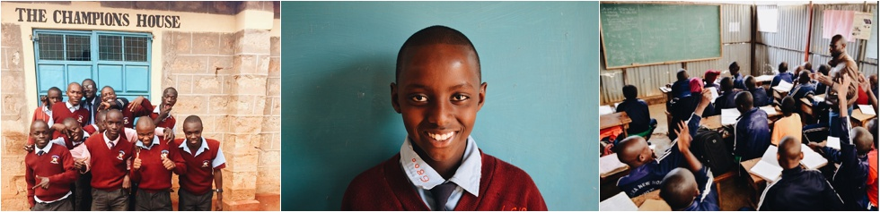 kibera penda project