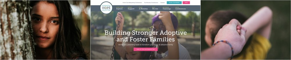 Written by: Julie Kouri, Founder and Executive Director of Fostering Hope Austin