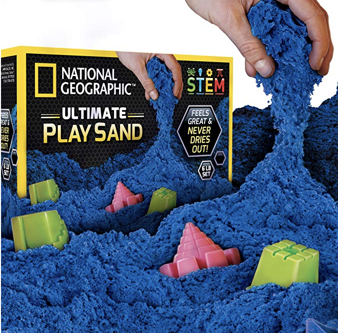 Ultimate Play Sand