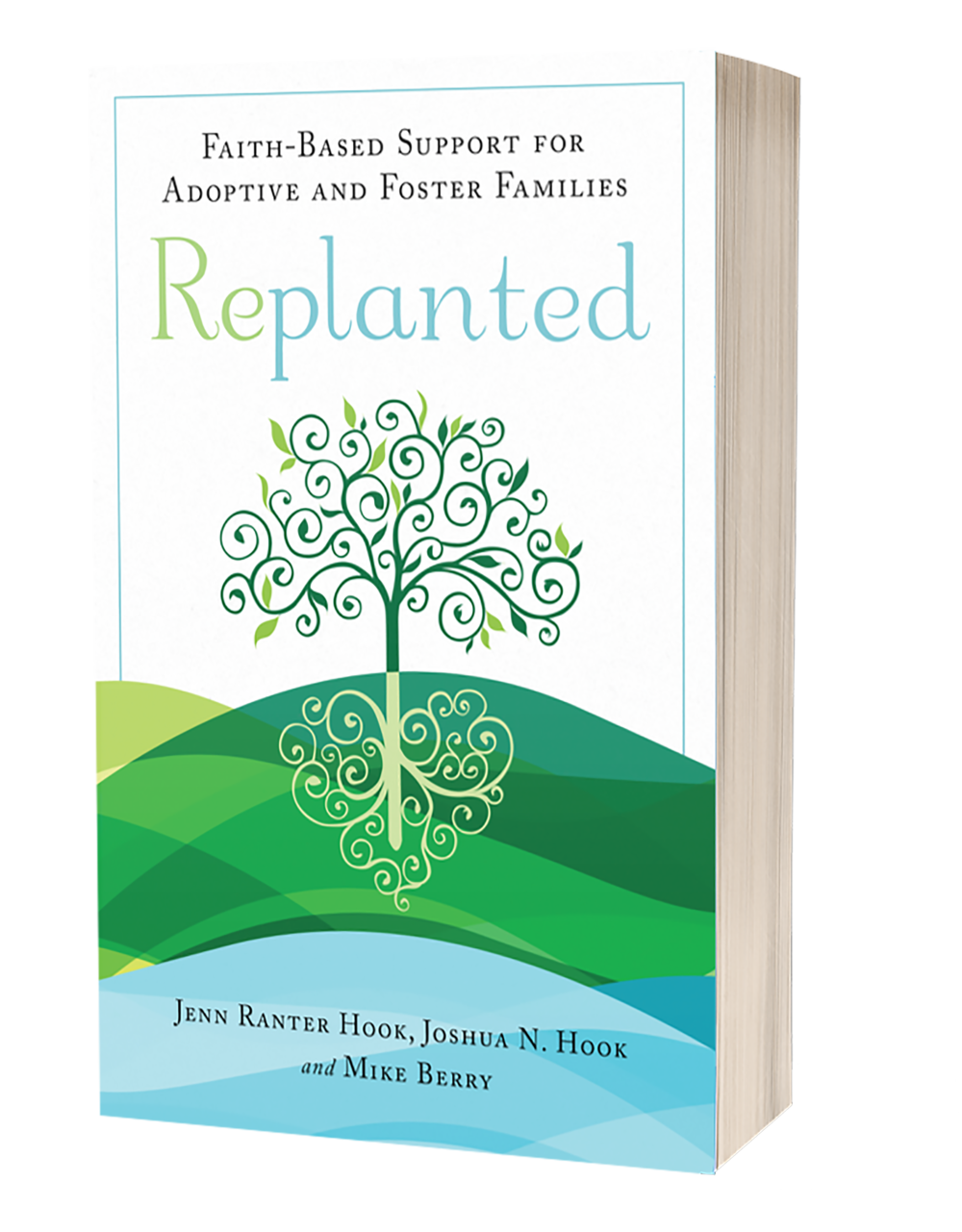 Replanted: Faith-Based Support for Adoptive and Foster Familiesby Jenn Ranter Hook, Joshua N. Hook, Mike Berry - Many people embark on the journey of adoption and foster care but are unprepared for the challenges that await them along the way. Replanted takes an honest look at the joys and hardships that come with choosing this journey and provides a model of faith-based support made up of three parts to help families thrive: Soil, Sunlight, and Water.