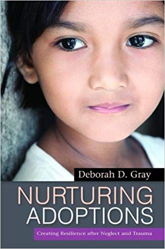 Nurturing Adoptions: Creating Resilience after Neglect and Traumaby Deborah Gray - Adopted children who have suffered trauma and neglect have structural brain change, as well as specific developmental and emotional needs. They need particular care to build attachment and overcome trauma.This book provides professionals with the knowledge and advice they need to help adoptive families build positive relationships and help children heal. It explains how neglect, trauma and prenatal exposure to drugs or alcohol affect brain and emotional development, and explains how to recognise these effects and attachment issues in children. It also provides ways to help children settle into new families and home and school approaches that encourage children to flourish.